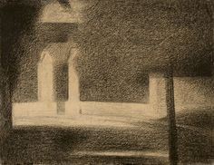 The Gateway by Georges Seurat | Art Posters & Prints