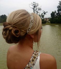 Prom Hairstyle Updo