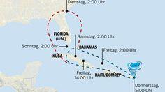 """Hurrikan """"Irma"""" in der Karibik: Das Ausmaß der Zerstörung - SPIEGEL ONLINE"""
