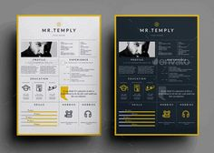 89 best yet free resume templates for word - Resume Template For Word Processor
