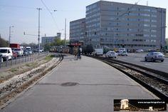 Budapest Gyáli út 19-04.2012 - die Haltestelle