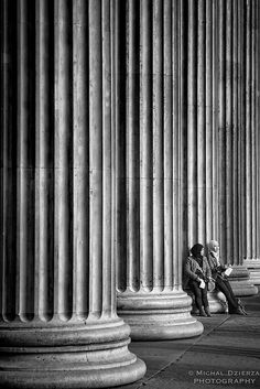 The British Museum by Michal Dzierza