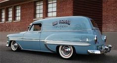 Chevy Sedan Delivery