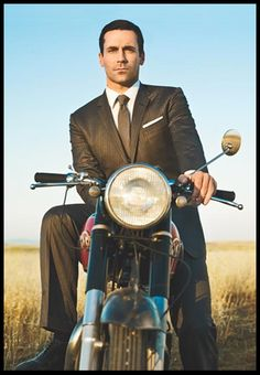 Distinguished Gentlemans Ride : Style Guide_sascha schmidt