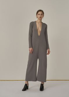 INQ AW16 • knitted jumpsuit