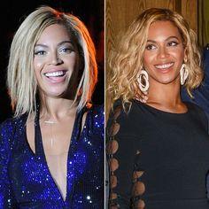 Beyonce Debuts New Hair AGAIN