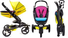 How many strollers are too many, because I think this one is pretty awesome!