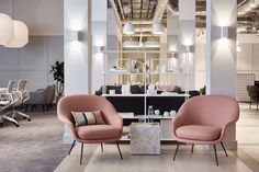 Scott House Flexible Workspace by Ben Adams Architects - Design Milk