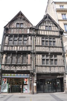 Caen, in Calvados (Normandy)