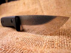 Nicholson File Knife by Jeff Haze.