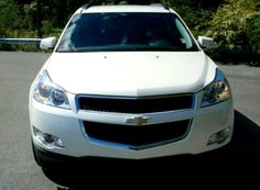 Chevrolet Traverse. 8 seats and 6 airbags!