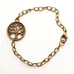 Tree of Life Layering Bracelet / Hippie Antique Brass Bronze Adjustable Bohemian Boho Gypsy Tree Lover Gift / Wedding Favors Bridesmaids by lydiasvintage on Etsy https://www.etsy.com/listing/476632165/tree-of-life-layering-bracelet-hippie