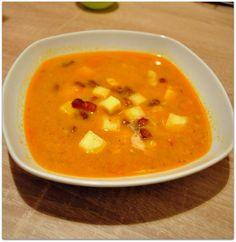 We love our kitchen: Kukuricová polievka Ahoj! Super polievka na jeseň ...