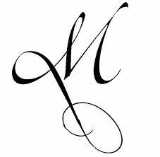 Bildergebnis für tatuaje letras cursiva m Hand Lettering Alphabet, Script Lettering, Calligraphy Letters, Brush Lettering, Hirsch Tattoo, Letras Tattoo, M Tattoos, Schrift Tattoos, Handwriting Fonts