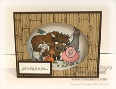 From the Herd by fsabad - Cards and Paper Crafts at Splitcoaststampers