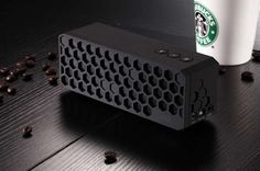 Bee Hive Sound Systems : Honeycomb Bluetooth Speaker
