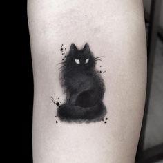 30 charming cat tattoo ideas for cat lovers to try . - 30 charming cat tattoo ideas for cat lovers to try … - Body Art Tattoos, Girl Tattoos, Small Tattoos, Tatoos, Belly Tattoos, Crazy Tattoos, Hot Tattoos, Funny Tattoos, Tribal Tattoos