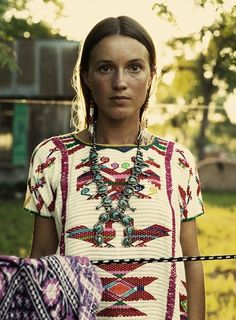 Raíz, moda mexicana.