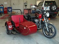 cx500 sidecar | Sidecar and Honda on Pinterest
