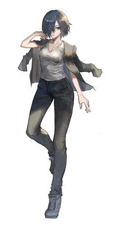 Tokyo Ghoul Fan Art, Tokyo Ghoul Wallpapers, Fairy Tail Ships, Bleach Anime, Beautiful Anime Girl, Anime Poses, Tsundere, Kaneki, Manga Drawing