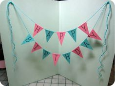 Instead of buying the birthday cards sold in the store, you can create some nice handmade cards for your family and friends. Here is a DIY tutorial on how to make a happy birthday banner and balloon card. It is so beautiful and easy to make. Let's try it and …
