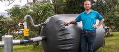 Un joven ingeniero costarricense hace posible producir energía con biodigestores personalizados que convierten los residuos orgánicos del ganado en biogás.