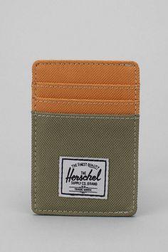 Herschel Supply Co. Raven Card Case  #UrbanOutfitters