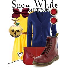 """""""Snow White"""" by lalakay on Polyvore"""