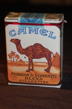 CAMEL, VINTAGE CIGARETTE PACK -WW2 1945  -      wss-qm Prop #Camel Smokey Joe, Just Love, Ww2, Camel, Popular, Vintage, Ebay, Most Popular, Camels
