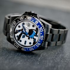 Patek Philippe, Black Rolex, Rolex Gmt Master, Rolex Watches, Bracelet Watch, Label, Bracelets, Accessories, Black People
