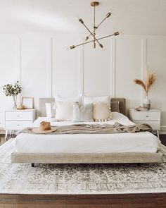 Tessu Clay Taupe King Bed - Beds | Modern, Mid-Century and Scandinavian Furniture Bedroom Bed, Master Bedroom, Bedroom Decor, Bedroom Ideas, Bedroom Styles, Modern Bedroom, King Beds, Queen Beds, 1990s Bedroom