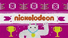 Anna Hrachovec for Nickelodeon: Holiday 2013 IDs. Nickelodion IDs featuring wintry creatures from Mochimochi Land!   I worked together with ...