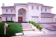 Mediterranean Style House Plan - 6 Beds 7.5 Baths 4895 Sq/Ft Plan #1-927 Exterior - Front Elevation - Houseplans.com