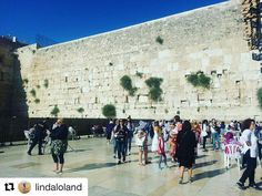 Al-Buraq wall Jerusalem. #reiseliv #reisetips #reiseblogger #reiseråd  #Repost @lindaloland (@get_repost)  Hello Jerusalem ISRAEL   So incredible being here in the most holy city for the christians muslims and jews!! This picture is of the Al- Buraq Wall or in english; The Western Wall. So much history!! I love it here   #israel #jerusalem #westernwall #travel #traveltime #girlswhotravel #girlsborntotravel #ilovetravel #doyoutravel #traveldiaries #mytinyatlas