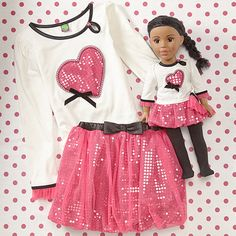 Take a look at the Two of a Kind: Girls & Dolls event on zulily today!