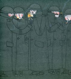 The Christmas Truce by Carol Ann Duffy and David Roberts | tygertale
