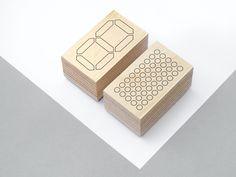 Present - L.C.D Stamp