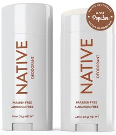**get a FREE travel size through this link** Native Deodorant - My favorite smell: coconut & vanilla (Paraben and aluminum free) Deodorant For Women, Natural Deodorant, Beauty Secrets, Beauty Hacks, Beauty Products, Beauty Tips, Diy Beauty, Homemade Beauty, Beauty Ideas