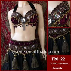 costume tribal bellydance - Cerca con Google