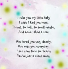 Skye's Angel Baby Infant&Child Loss Keepsake's