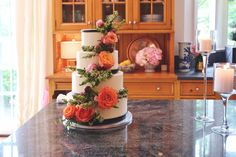 Cake n' blooms