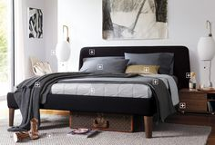 DWR bed