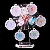 Baby Photo Frame Ferris Wheel and Music Box - awesome modern take on the old favourite music box #Baby Gifts NZ