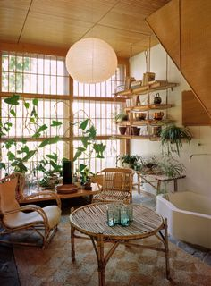Boho Home Decor Somewhere I would like to live: Villa Mairea / Alvar Aalto.Boho Home Decor Somewhere I would like to live: Villa Mairea / Alvar Aalto Alvar Aalto, Interior Exterior, Home Interior, Interior Architecture, Style At Home, Le Logis, Style Deco, Living Spaces, Living Room