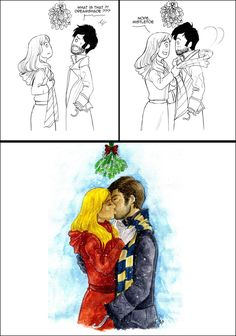 Cs : mistletoe by floangel on DeviantArt