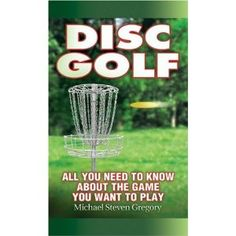 Disc Golf book. Read more about disc golf in our Friday Go Outdoors section. http://argusne.ws/IKlOsY