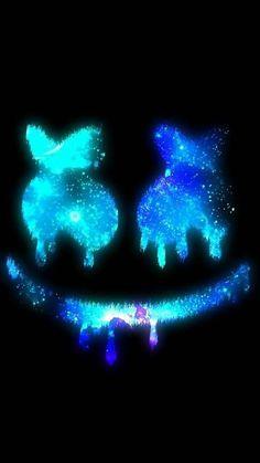 Marshmello wallpaper by Diablos_Fate - bd - Free on ZEDGE™ Photoshop Wallpaper, Dance Wallpaper, Neon Wallpaper, Marvel Wallpaper, Blue Galaxy Wallpaper, Mobile Wallpaper, Best Gaming Wallpapers, Joker Wallpapers, Cute Wallpapers