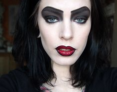 Rocky Horror Makeup. KillerColours Makeup
