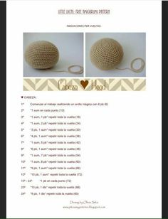 Best 12 nose shaping for amigurumi cro patterns afghan patterns crochet patterns afghan Crochet Bear Patterns, Afghan Crochet Patterns, Amigurumi Patterns, Amigurumi Doll, Baby Patterns, Doll Patterns, Nose Shapes, Crochet Rabbit, Crochet For Beginners