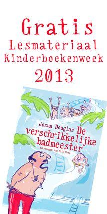 Gratis lesmateriaal kinderboekenweek